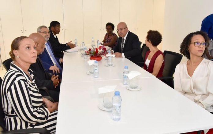 Presidente da República visita a empresa de Seguros IMPAR, 05 de Outubro de 2018.…