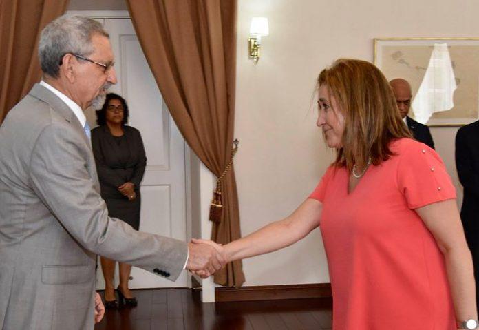 Discurso do Presidente da República, Jorge Carlos Fonseca na Cerimónia de Apresentação das Cartas…