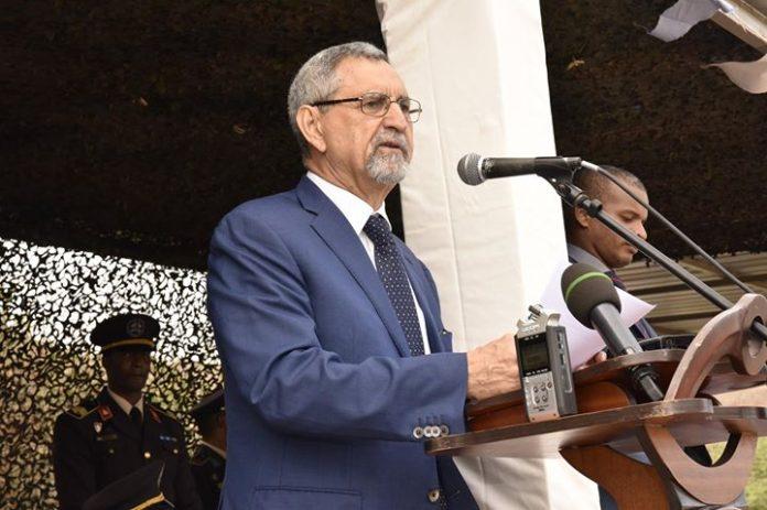 Discurso pronunciado por o Presidente da República e Comandante Supremo das Forças Armadas, Dr.…