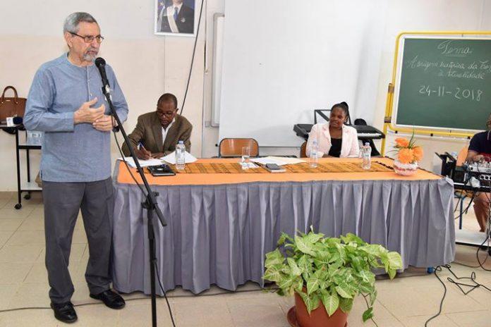Presidente da República em Conversa Aberta com os alunos do 11º e 12º anos…