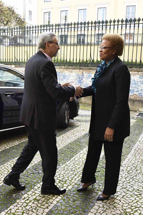 Discurso de SE o Presidente da República, Jorge Carlos Fonseca, por ocasião da Cerimónia…