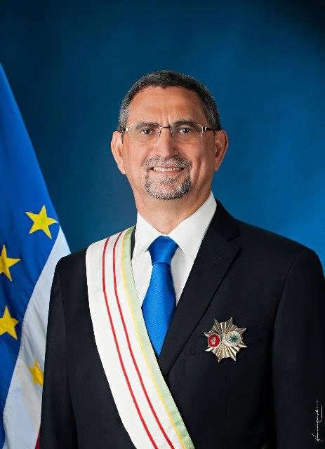 Mensagem de SE o Presidente da República, Jorge Carlos Fonseca à Sua Excelência Nana…