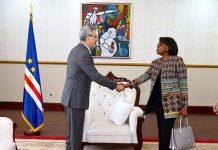 Presidente da República recebe Directora Regional da OMS O Presidente Jorge Carlos Fonseca recebeu…