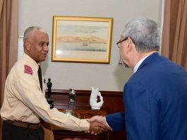 O Presidente da República e Comandante Supremo das FA recebeu, em audiência, na manhã…