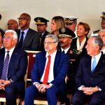 O Presidente da República, Jorge Carlos Fonseca, é convidado de honra das comemorações do…