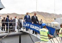 Presidente da República Portuguesa, Marcelo Rebelo de Sousa, na ilha Brava a convite do…