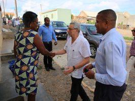 Presidente da República visita zona Norte da Boa Vista. O Presidente Jorge Carlos Fonseca…
