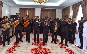 Cumprimentos de Ano Novo das Forças Armadas 23 de Janeiro de 2020 Breves…