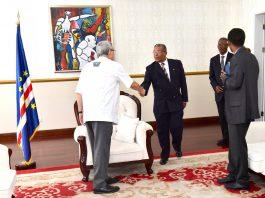 Presidente da República recebe, em audiência, a Associaç&at…