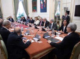 Presidente da República participa na reunião do Conselho de Estad…