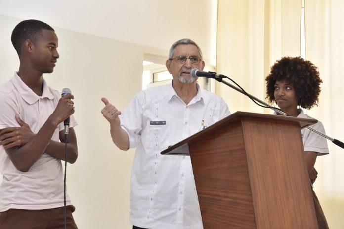 O primeiro dia da visita do Presidente da República à ilha do Mai…