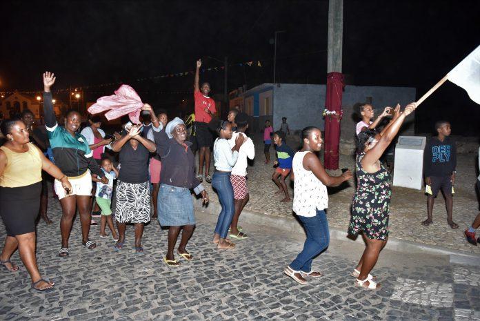 O Presidente Jorge Carlos Fonseca concluiu a sua vista à ilha do Maio pa…