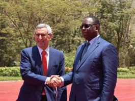 Mensagem de SE o Presidente da República de Cabo Verde a Sua Excel&ecirc…
