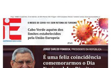 Entrevista-Presidente da República Jorge Carlos Fonseca-Jornal ExpressodasIlhas-by António Monteiro