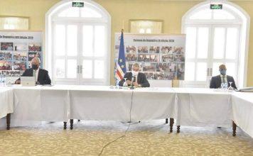 Presidente da República participou na 58ª Sessão ordinária da Conferência dos Chefes…