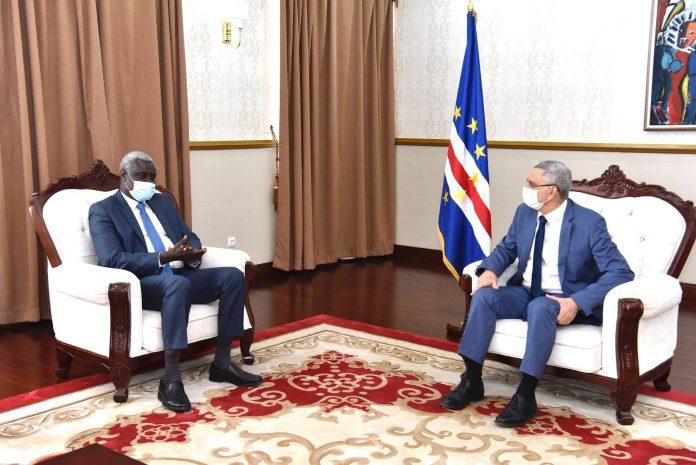 O Presidente da República recebeu, na manhã de 26 de Janeiro, o Presidente da Comiss…
