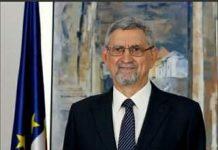 Mensagem de Sua Excelência o Presidente da República, Dr. Jorge Carlos de Almeid