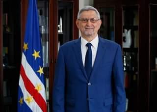 Mensagem de Felicitações de Sua Excelência o Presidente da Republica de Cabo Ver
